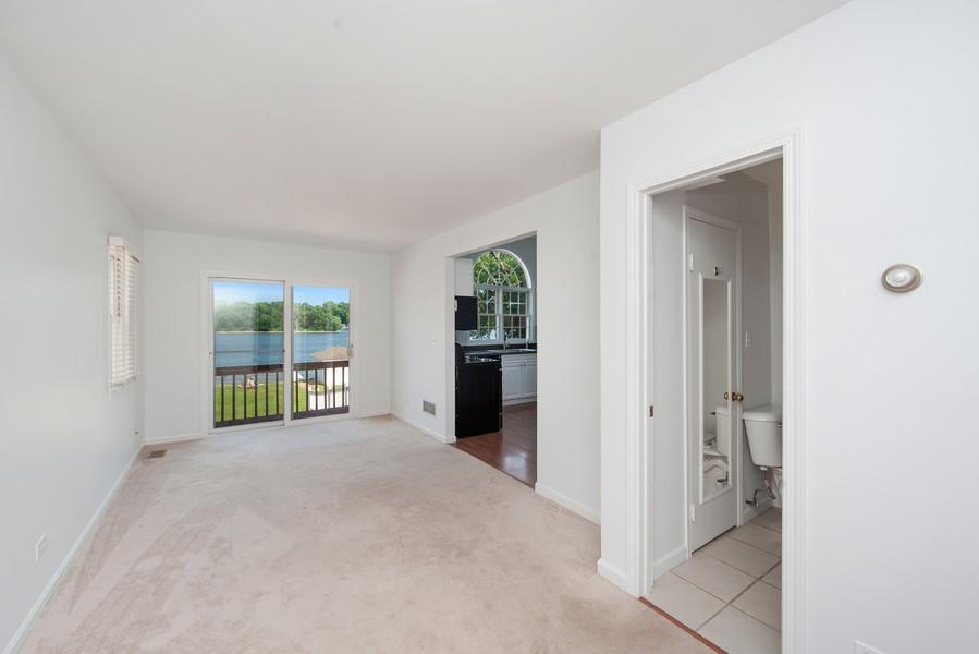 Real Estate Photography - 5102 W Lake Shore Dr, Wonder Lake, IL, 60097 - Family Room