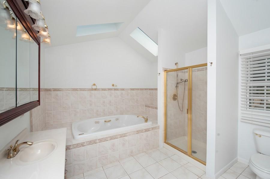 Real Estate Photography - 5102 W Lake Shore Dr, Wonder Lake, IL, 60097 - Bathroom