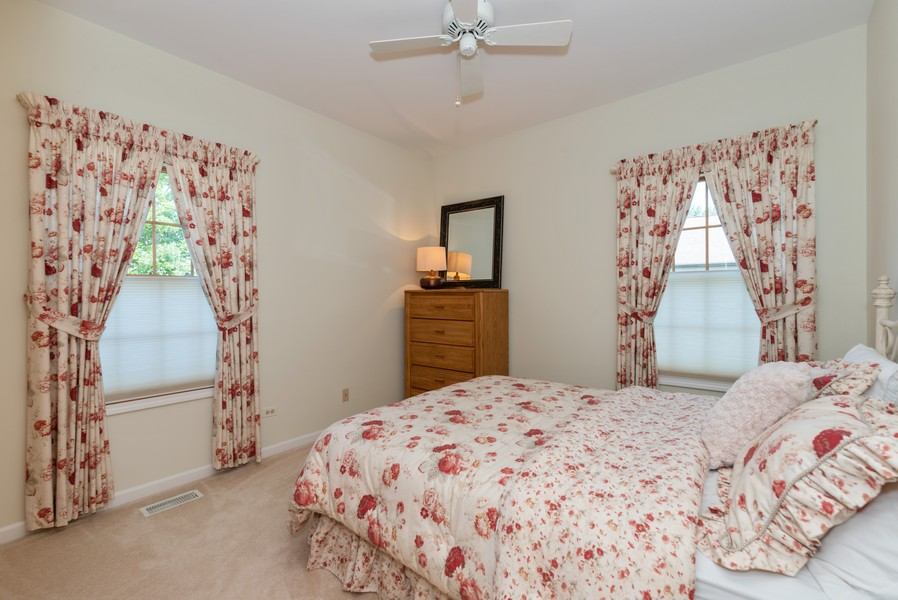 Real Estate Photography - 1344 Winslow Circle, Woodstock, IL, 60098 - 2nd Bedroom