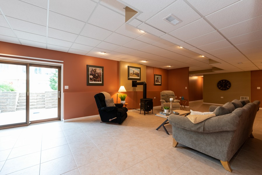 Real Estate Photography - 1344 Winslow Circle, Woodstock, IL, 60098 - Lower Level