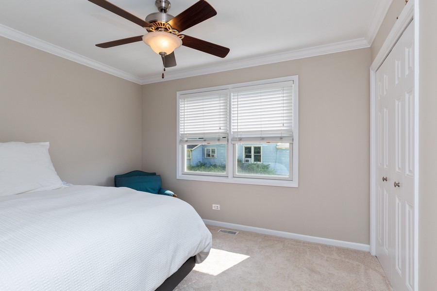 Real Estate Photography - 260 Beach Dr, Algonquin, IL, 60102 - 3rd Bedroom