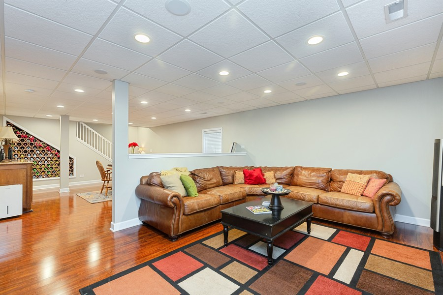 Real Estate Photography - 260 Beach Dr, Algonquin, IL, 60102 - Lower Level