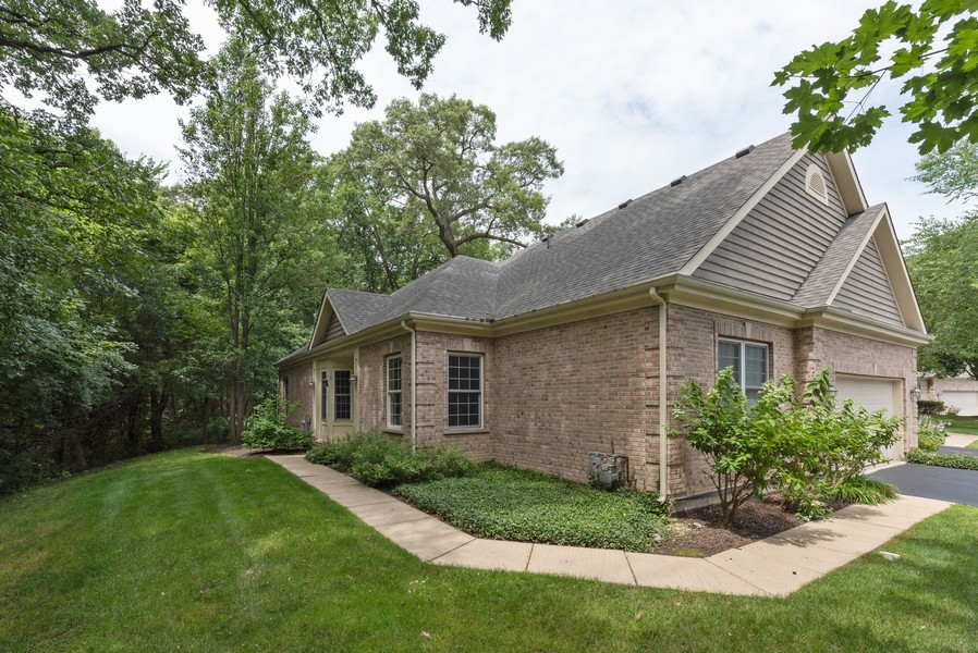 Real Estate Photography - 1321 Boulder Court, Woodstock, IL, 60098 - Front View
