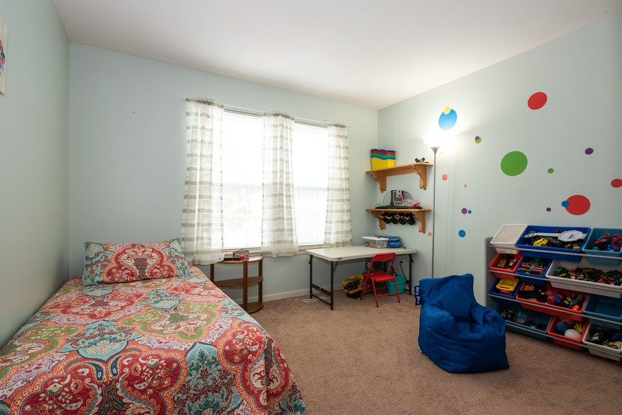 Real Estate Photography - 9518 Lenox Ln, Lakewood, IL, 60014 - 2nd Bedroom