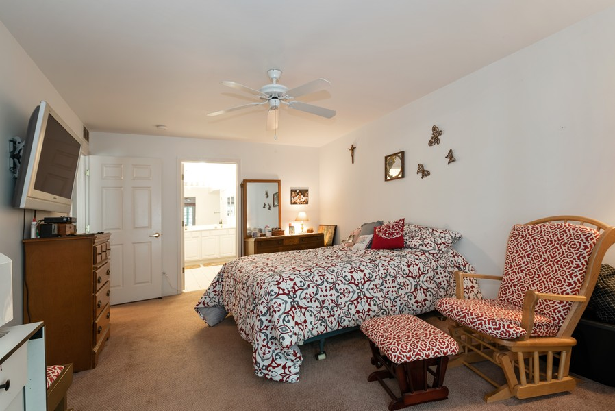 Real Estate Photography - 9518 Lenox Ln, Lakewood, IL, 60014 - Master Bedroom
