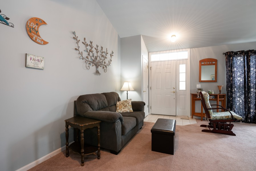 Real Estate Photography - 9518 Lenox Ln, Lakewood, IL, 60014 - Foyer