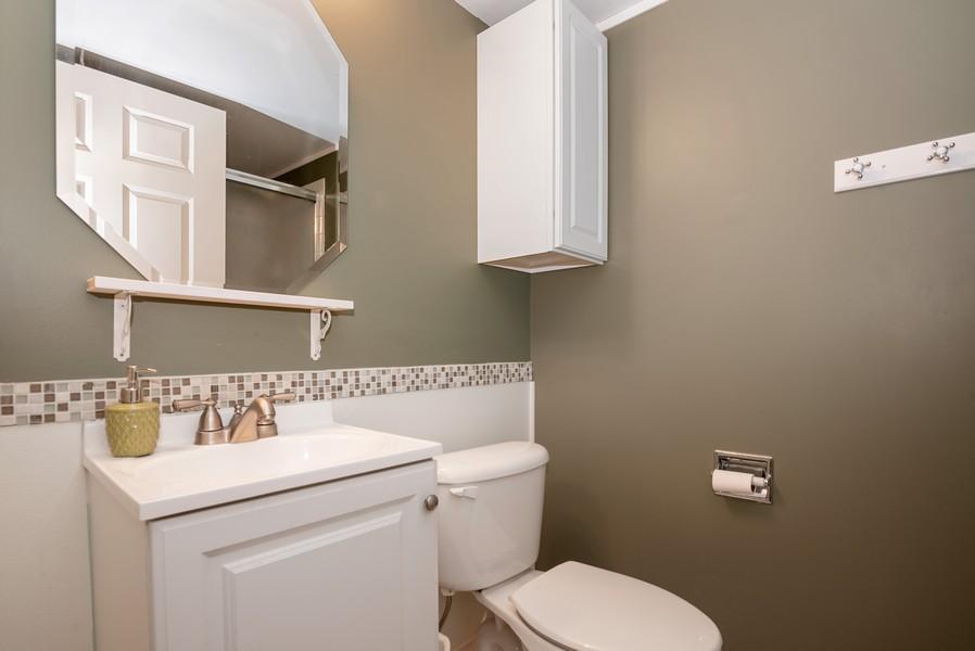 Real Estate Photography - 9518 Lenox Ln, Lakewood, IL, 60014 - 2nd Bathroom