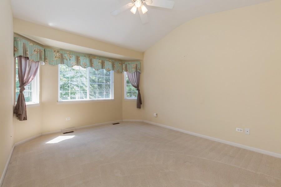 Real Estate Photography - 2943 Talaga Drive, Algonquin, IL, 60102 - Master Bedroom