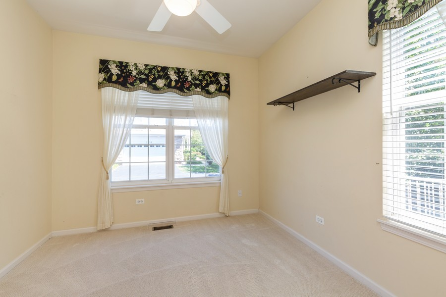 Real Estate Photography - 2943 Talaga Drive, Algonquin, IL, 60102 - 2nd Bedroom