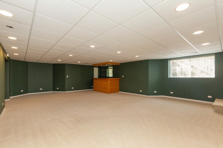 Real Estate Photography - 2943 Talaga Drive, Algonquin, IL, 60102 - Lower Level