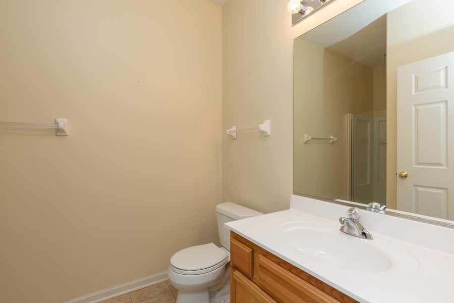 Real Estate Photography - 2943 Talaga Drive, Algonquin, IL, 60102 - Bathroom