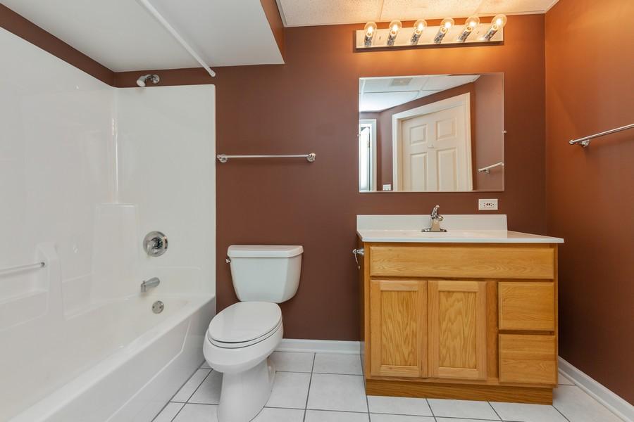 Real Estate Photography - 2943 Talaga Drive, Algonquin, IL, 60102 - 2nd Bathroom