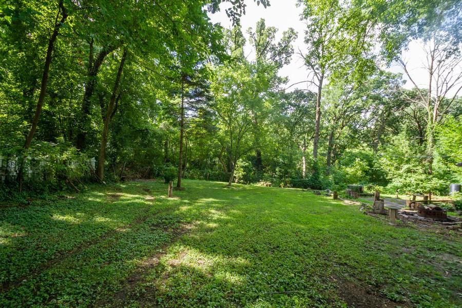 Real Estate Photography - 7725 Beaver Rd, Wonder Lake, IL, 60097 - Back Yard