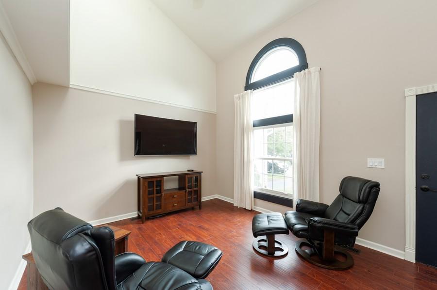 Real Estate Photography - 3345 York, Island Lake, IL, 60042 - Living Room