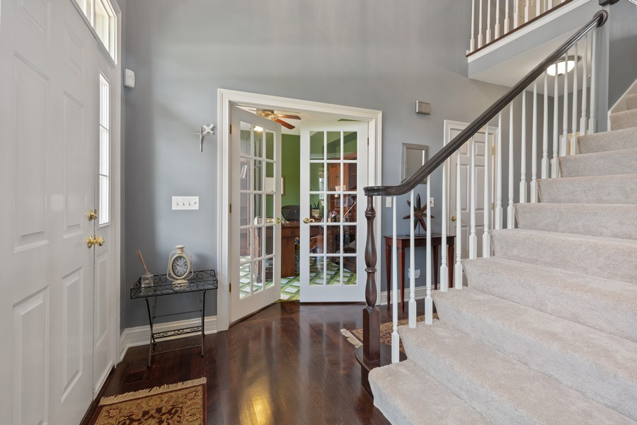 Real Estate Photography - 730 Foxglove Drive, Algonquin, IL, 60102 - Foyer