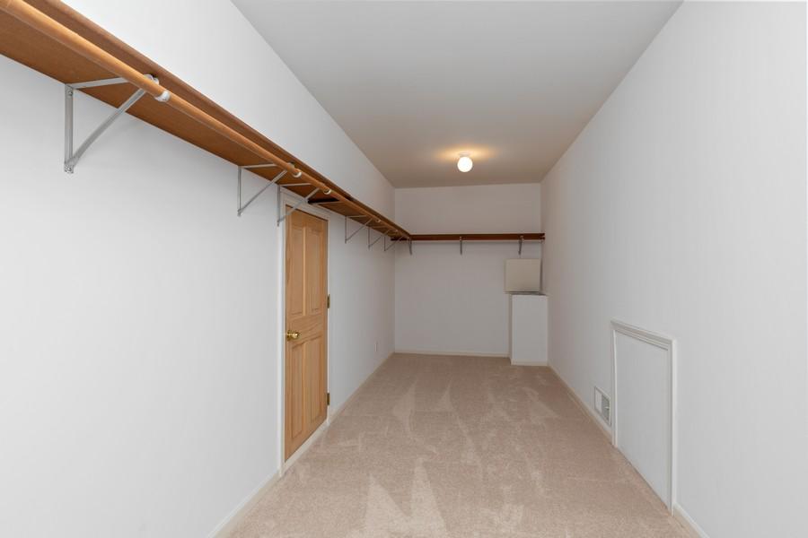 Real Estate Photography - 730 Foxglove Drive, Algonquin, IL, 60102 - Master Bedroom Closet