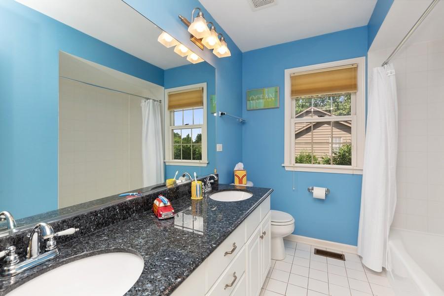Real Estate Photography - 730 Foxglove Drive, Algonquin, IL, 60102 - Bathroom