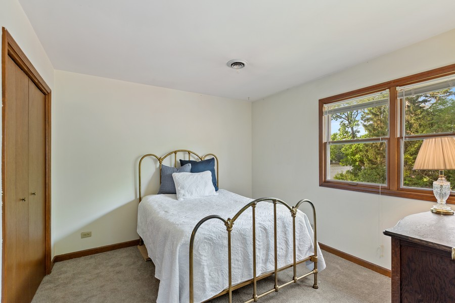 Real Estate Photography - 1469 Lowe Dr., Algonquin, IL, 60102 - 2nd Bedroom