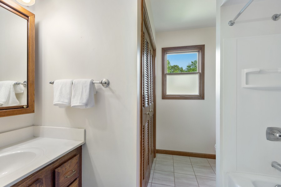 Real Estate Photography - 1469 Lowe Dr., Algonquin, IL, 60102 - Bedroom