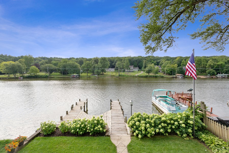 Real Estate Photography - 1469 Lowe Dr., Algonquin, IL, 60102 - River View