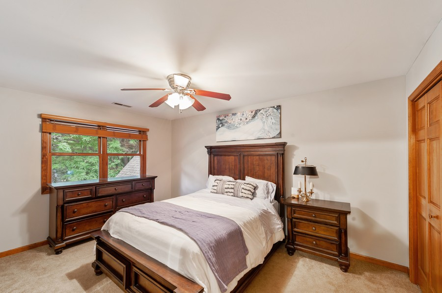 Real Estate Photography - 2415 Colby Drive, McHenry, IL, 60050 - 2nd Bedroom