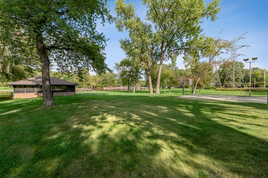 Real Estate Photography - 2415 Colby Drive, McHenry, IL, 60050 - Steps away to the HOA Club house and Volleyball /