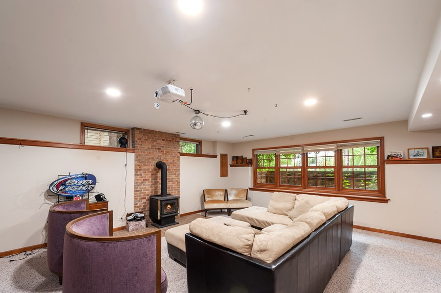 Real Estate Photography - 2415 Colby Drive, McHenry, IL, 60050 - Basement