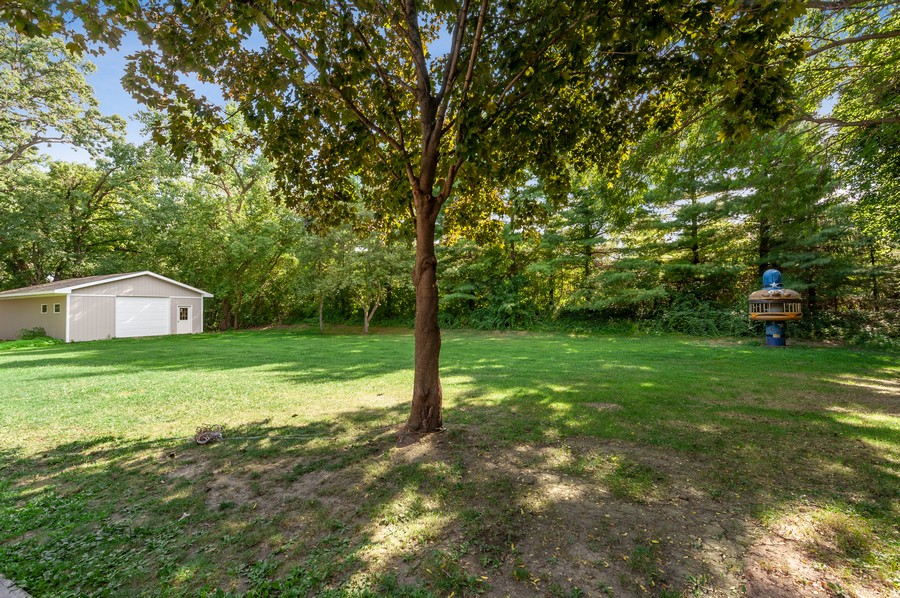 Real Estate Photography - 2415 Colby Drive, McHenry, IL, 60050 - Back Yard