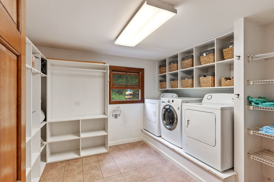 Real Estate Photography - 2415 Colby Drive, McHenry, IL, 60050 - Laundry Room
