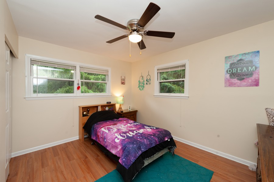 Real Estate Photography - 4705 Gregory St, Johnsburg, IL, 60051 - 2nd Bedroom
