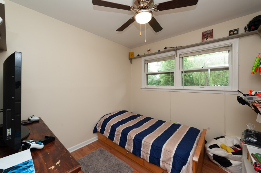 Real Estate Photography - 4705 Gregory St, Johnsburg, IL, 60051 - 3rd Bedroom