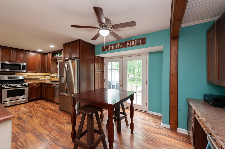 Real Estate Photography - 4705 Gregory St, Johnsburg, IL, 60051 - Dining Area
