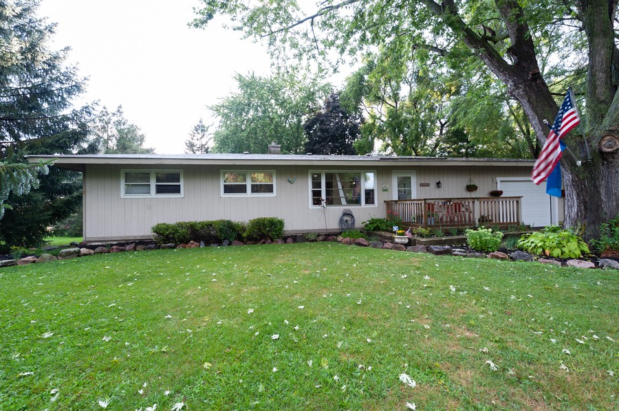 Real Estate Photography - 4705 Gregory St, Johnsburg, IL, 60051 - Front View
