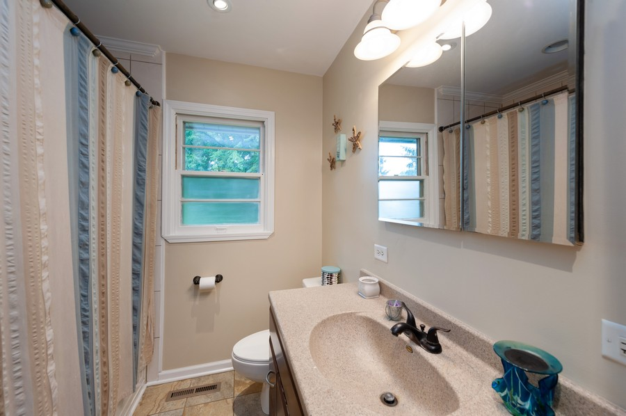 Real Estate Photography - 4705 Gregory St, Johnsburg, IL, 60051 - Bathroom