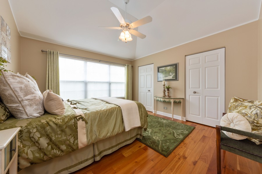 Real Estate Photography - 5610 Highland, Palatine, IL, 60067 - 3rd Bedroom