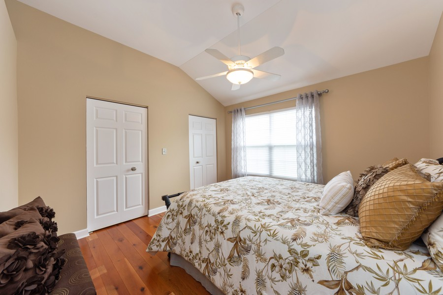 Real Estate Photography - 5610 Highland, Palatine, IL, 60067 - 4th Bedroom