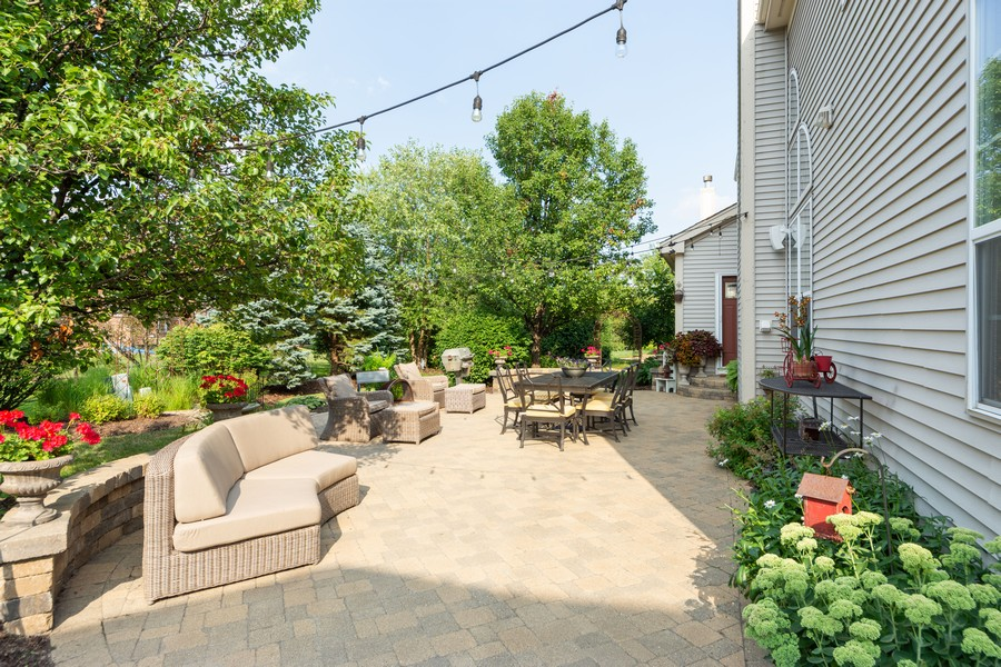 Real Estate Photography - 5610 Highland, Palatine, IL, 60067 - Patio