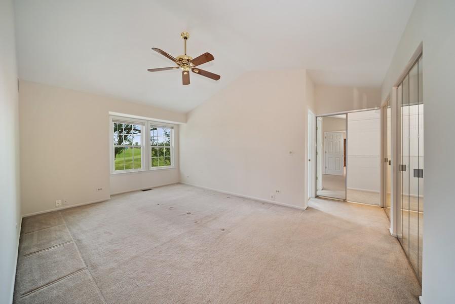 Real Estate Photography - 1764 Bradford Lane, Crystal Lake, IL, 60014 - Master Bedroom