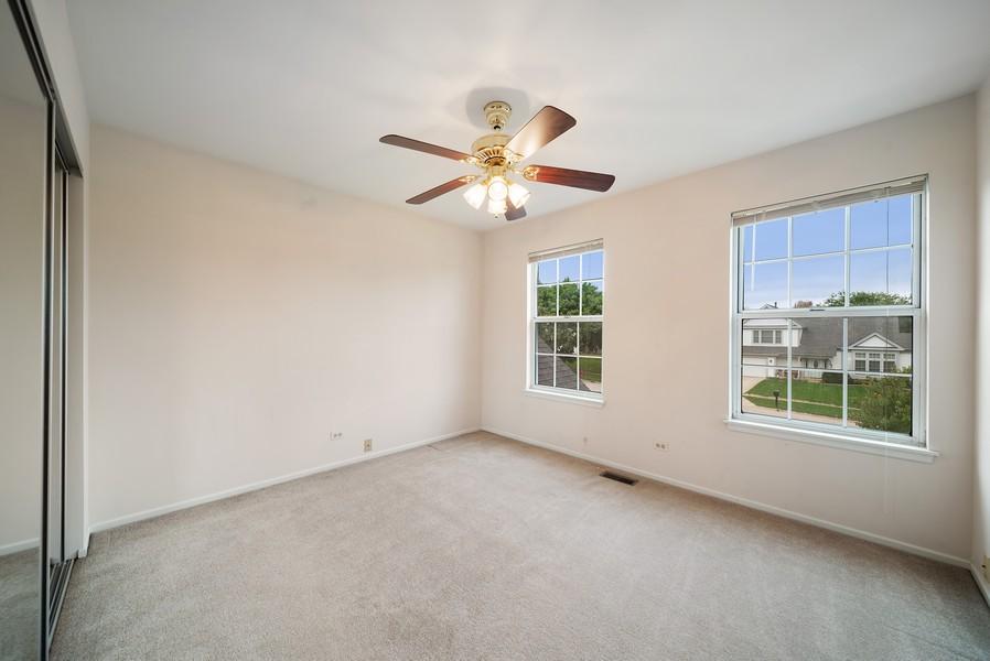 Real Estate Photography - 1764 Bradford Lane, Crystal Lake, IL, 60014 - 2nd Bedroom