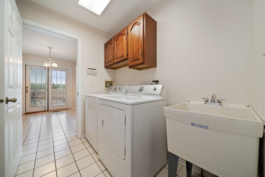 Real Estate Photography - 1764 Bradford Lane, Crystal Lake, IL, 60014 - Mudroom