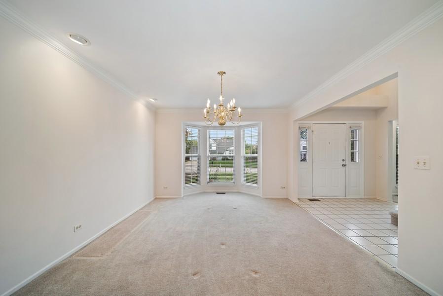 Real Estate Photography - 1764 Bradford Lane, Crystal Lake, IL, 60014 - Dining Room