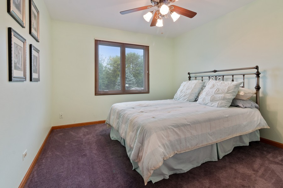 Real Estate Photography - 703 Silver Glen, McHenry, IL, 60050 - 3rd Bedroom