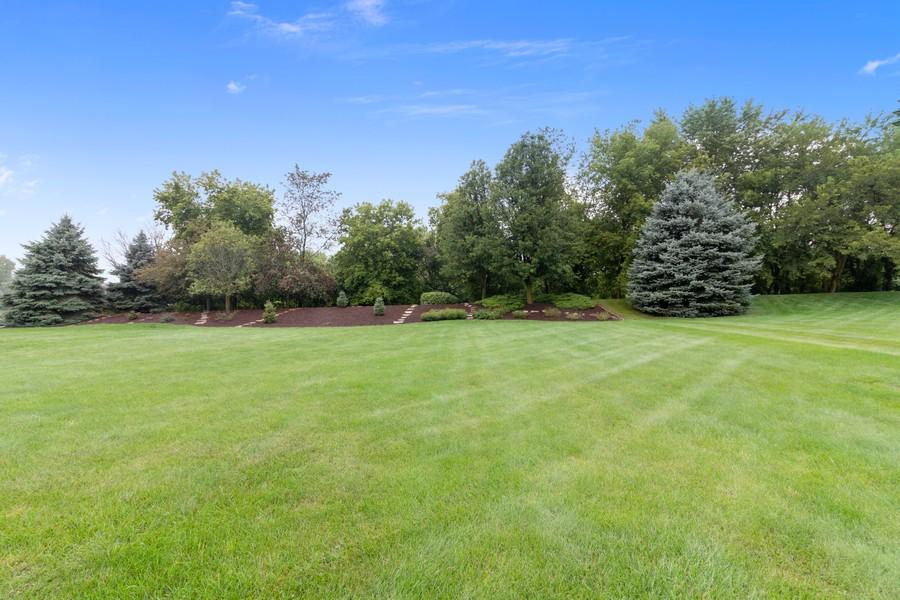 Real Estate Photography - 703 Silver Glen, McHenry, IL, 60050 - Back Yard