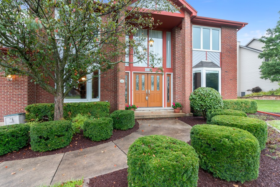 Real Estate Photography - 703 Silver Glen, McHenry, IL, 60050 - Front View