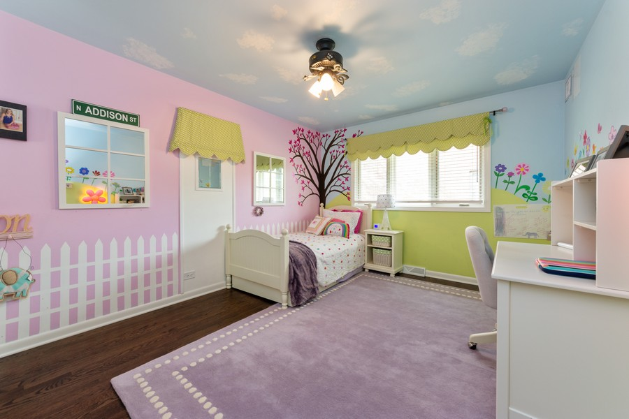Real Estate Photography - 1611 N Douglas Ave, Arlington Heights, IL, 60004 - 3rd Bedroom