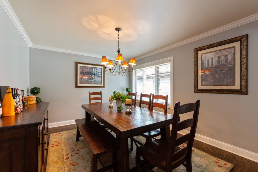 Real Estate Photography - 1611 N Douglas Ave, Arlington Heights, IL, 60004 - Dining Room