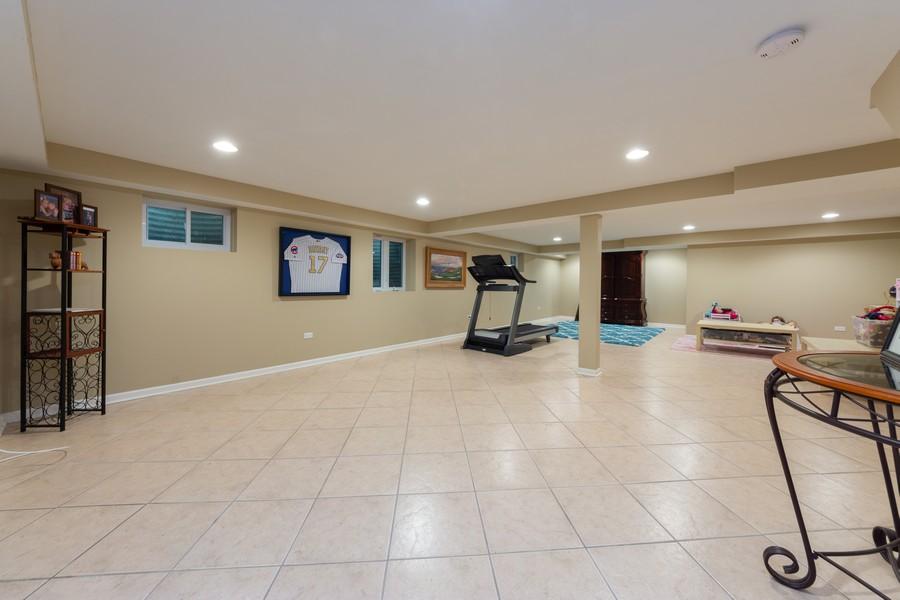 Real Estate Photography - 1611 N Douglas Ave, Arlington Heights, IL, 60004 - Basement