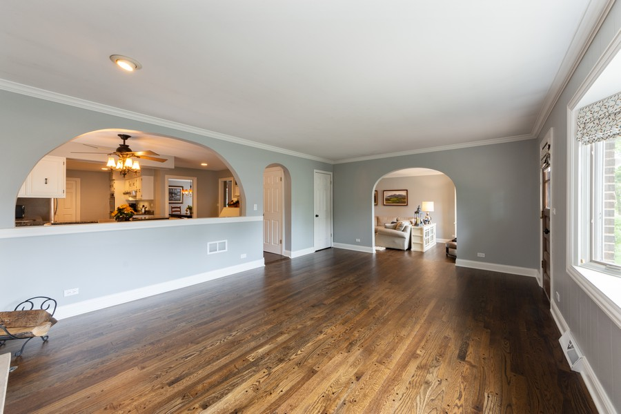 Real Estate Photography - 1611 N Douglas Ave, Arlington Heights, IL, 60004 - Family Room