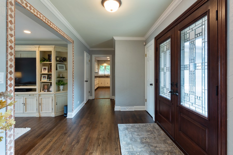 Real Estate Photography - 1611 N Douglas Ave, Arlington Heights, IL, 60004 - Foyer