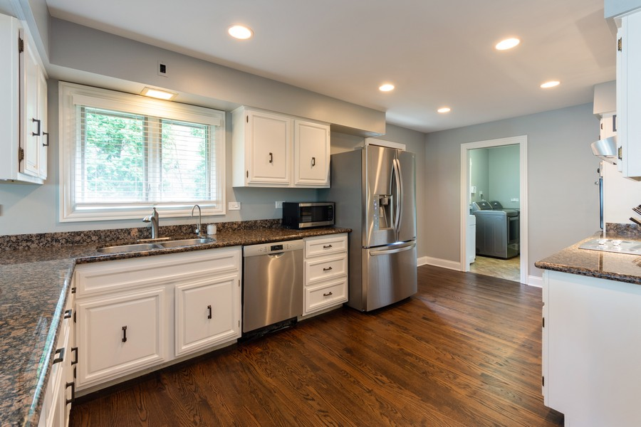 Real Estate Photography - 1611 N Douglas Ave, Arlington Heights, IL, 60004 - Kitchen